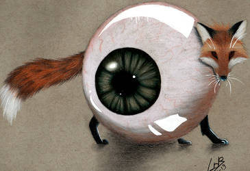Eye can see you by FigoFox