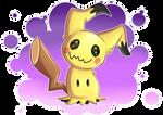 Mimikyu - Pokemon by FigoFox