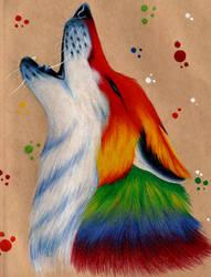 Howling Rainbow