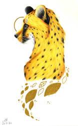 Gold n' Cheetah