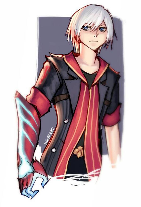 Nero doodle by Hikareki