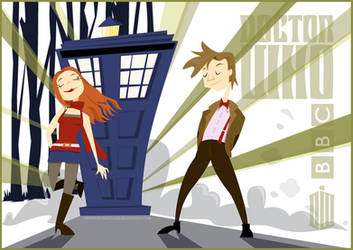 DR WHO by ANDEEchan