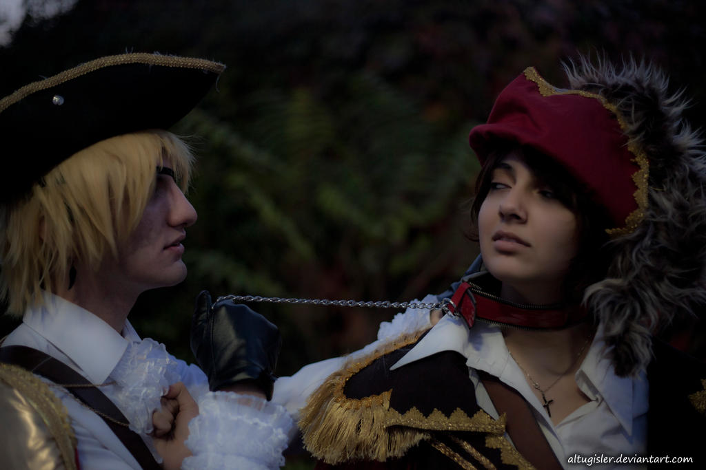 Pirate chain - England vs Spain APH by altugisler