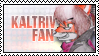 Kaltriv Fan Stamp by Rui-Eri