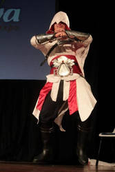 Assassins Creed gangnam style by AuditoreEagle