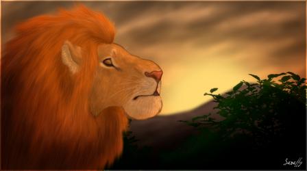 LION by Saraffy