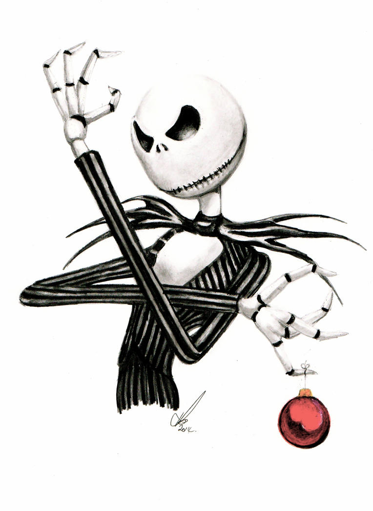 Jack Skellington-Bone Daddy by salt25