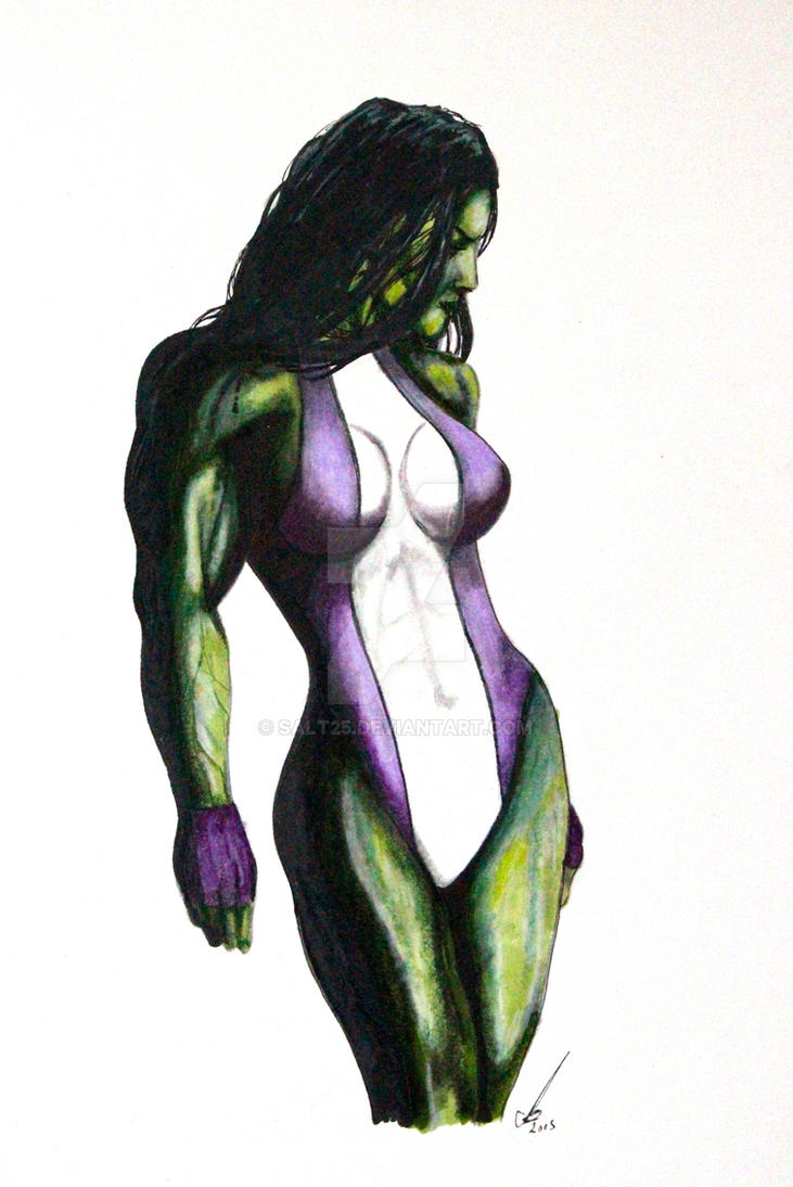 Marvels She Hulk by salt25