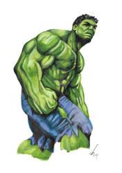 Hulk by salt25