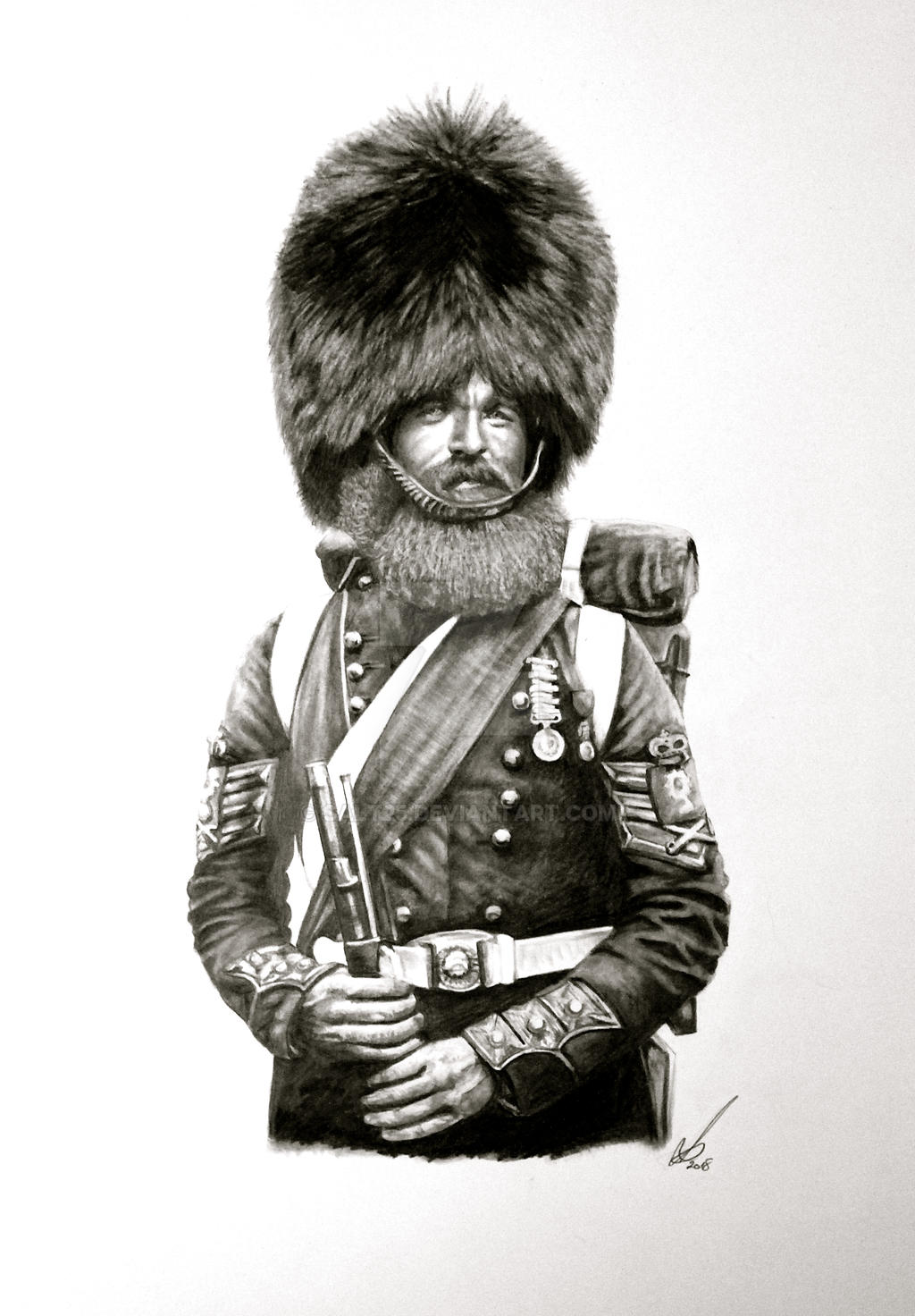 Scottish Fusiliers Guard