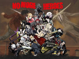 No More Heroes - In Your Face