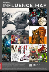 Influence Map by Noxshade
