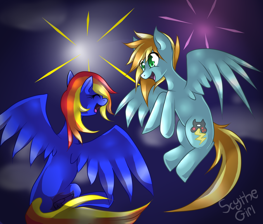:CE: FireWorks by Sketchi-Panda