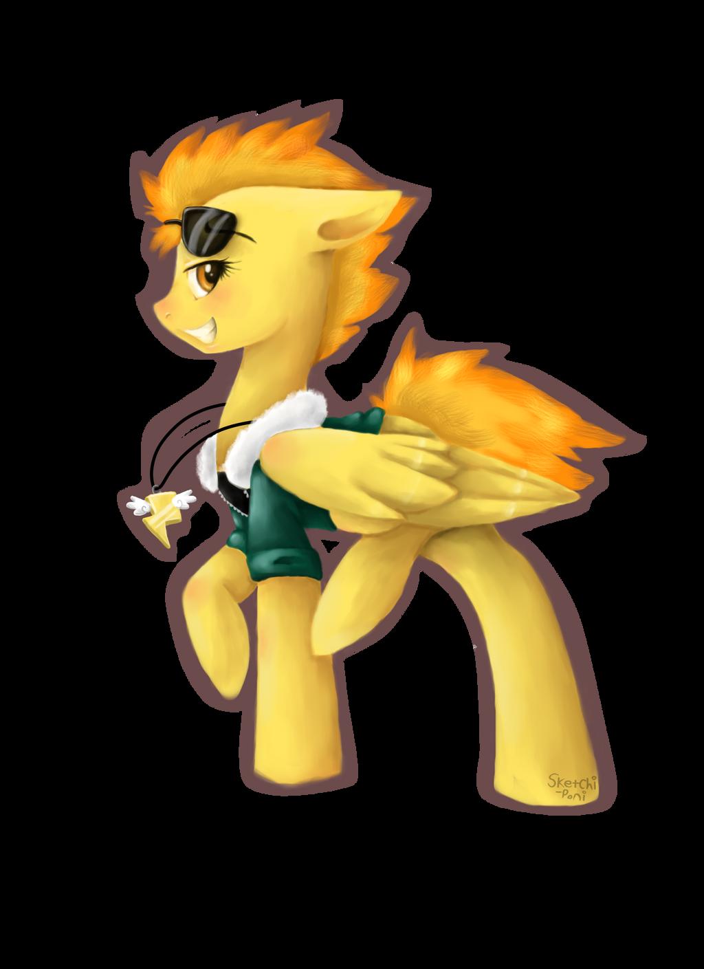 Spitfire by Sketchi-Panda