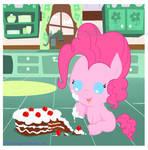 Little pony: Baby Pinkie Pie
