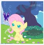 Little pony: Fluttershy