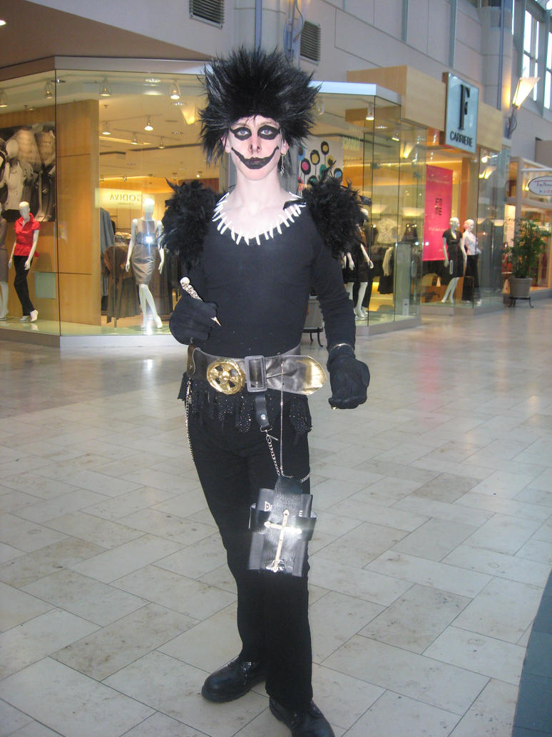 Ryuk from Death Note Costume by ShadowCrawler on DeviantArt
