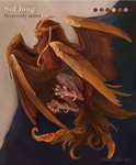 [OPEN ADOPT AUCTION] Sol Jong Heavenly monk by Svodashi-Iarki