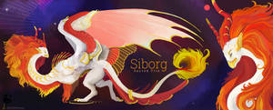 [OPEN ADOPT AUCTION] Siborg Sacred Fire by Svodashi-Iarki