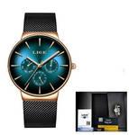 Men Metallic Wrist Watches | djenyluxwatches.com