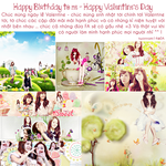 [14.02.14]-[PSD Free] HappyValungtung-My Birthday