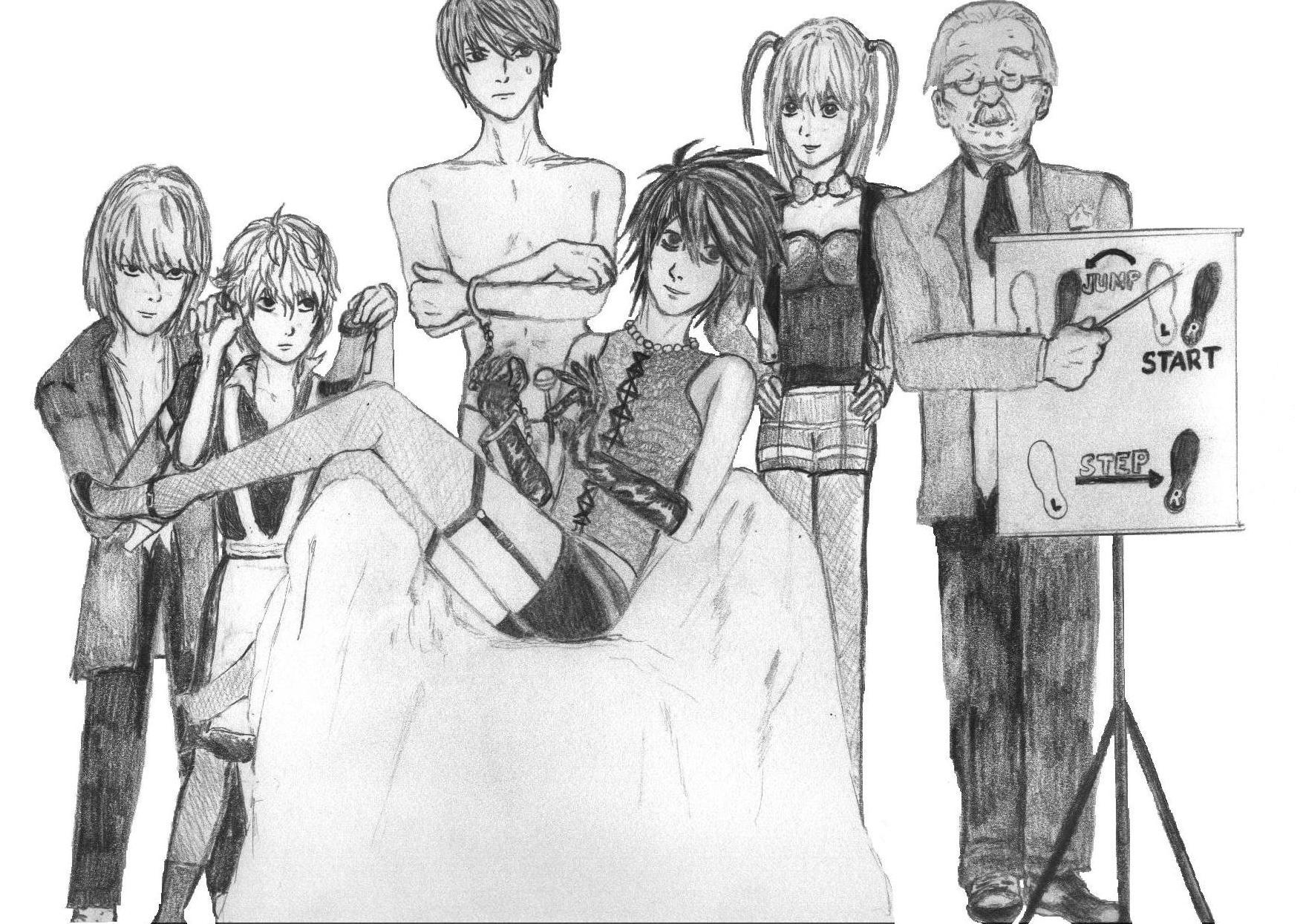 Трансвеститы в аниме 1 фотография
