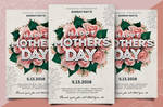 Mother's Day Flyer Template by ayumadesign