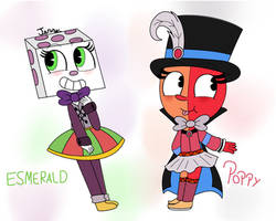 Cuphead Fanchilds (2) by Jessy0102
