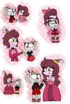 CupheadXBonBon Doodles