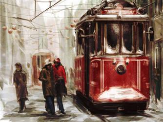 Tramvay by tun4f1sh