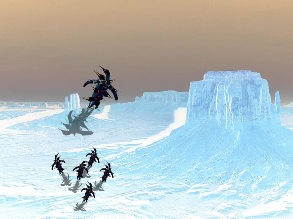 penguins by Alex-hime-san