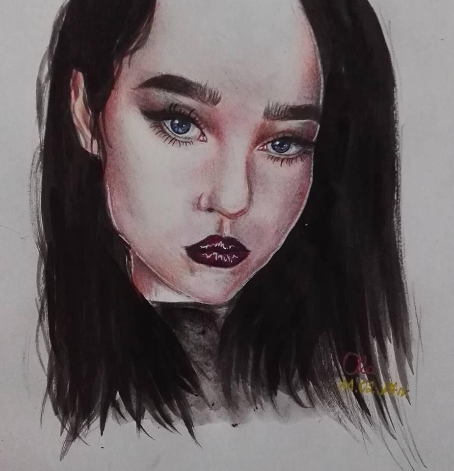 girl by Alex-hime-san