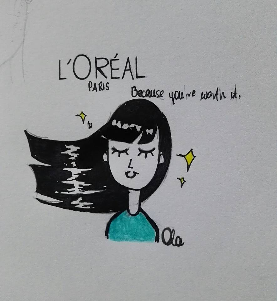 l'oreal by Alex-hime-san