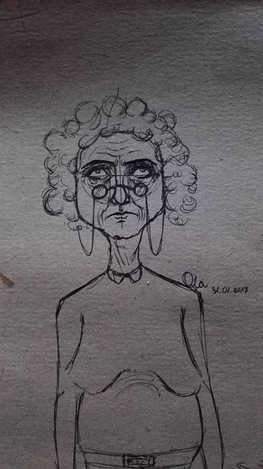 sketch by Alex-hime-san