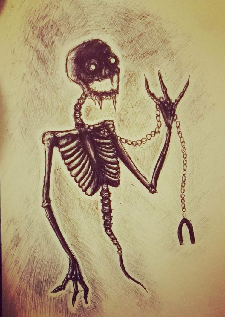 anorexia demon by Alex-hime-san