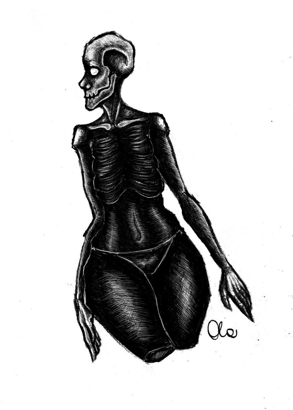 skull demon by Alex-hime-san