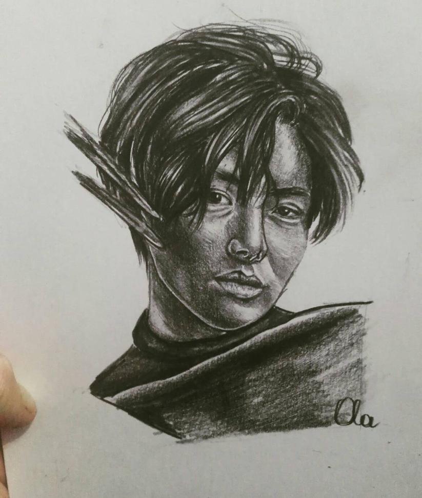 Lee Taemin SHINee by Alex-hime-san