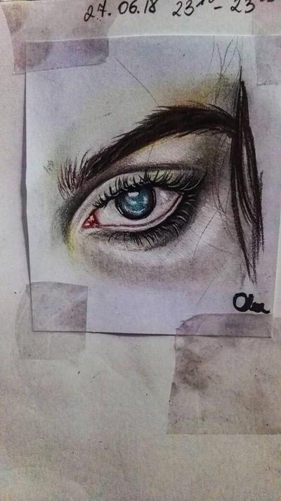 eye by Alex-hime-san