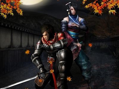 ninja kunoichi samurai oni by Kagenoasashin on deviantART