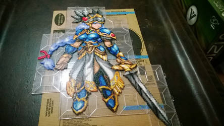Lenneth Perler by AbyssWolf FINAL *UPDATED* by MaraVWGolf