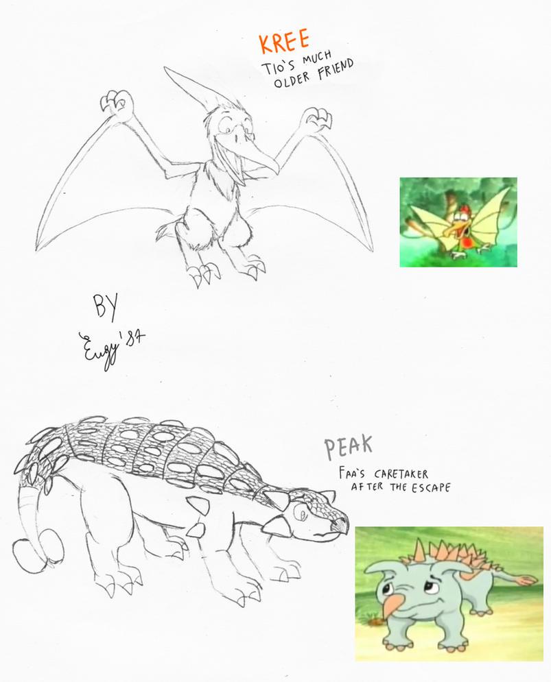Dinosaur Adventure REMAKE 2 by lskaori