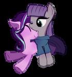 Maud And Starlight Glimmer