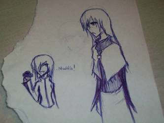Mai Pen doodles by ShinigamiMai