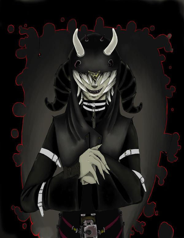 Demon's Grin by Pandemoniumswings
