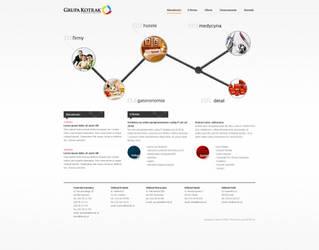 Kotrak software website v1 by rozmin