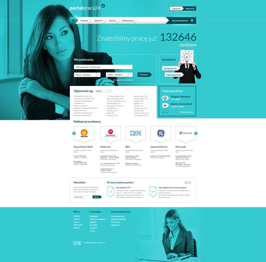 portalpracy24.pl - job portal by rozmin