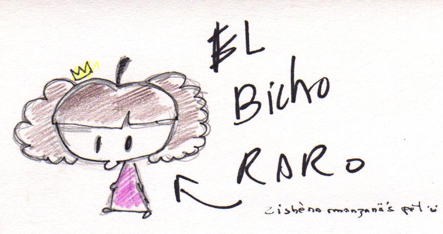 UT Bicho Raro 1 by TisheenaManzana