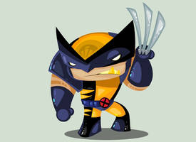 Wolvie 1 by vancamelot
