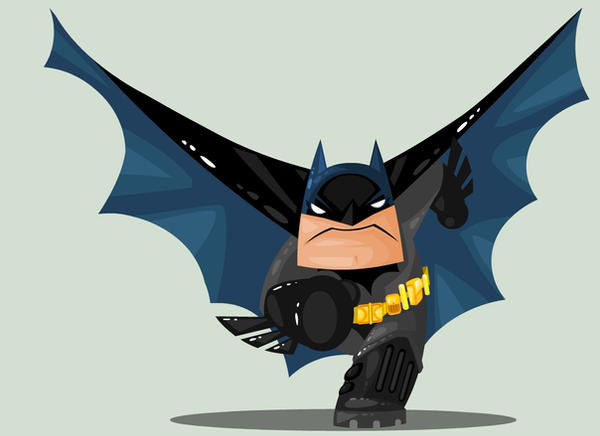 Batman by Vancamelot