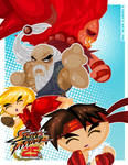 STREET FIGHTER 25TH ANNIVERSARY TRIBUTE 1
